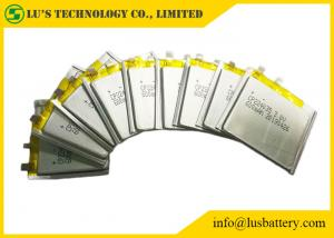 China Ultra-thin battery CP224035 3V non rechargeable battery on sale