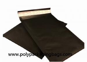 China Biodegradable Opaque Black Kraft Bubble Mailer on sale