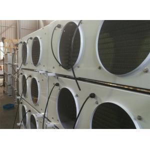 Quality 15HP DJ17.9/105  Electrical Defrosting Refrigeration Evaporator for low temperature cold storage17900 W /380V for sale