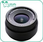 Varifocal 2.8-16Mm CCTV Camera Lens CS Mount 5 Megapixels Manual Iris
