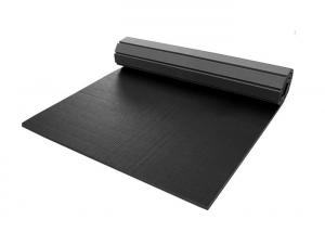 China Comfortable Commercial Rubber Floor Mats Flexi Roll , Tatami Judo Mats on sale