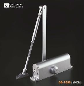 China Muelle de puerta de aluminio de Dorma (U7000) on sale