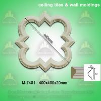 New style decorative PU ceiling tiles/wall mouldings