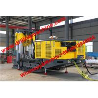 129 Kw Diesel Engine Horizontal Directional Drilling Machine , Hdd Drilling Equipment 10500n.M