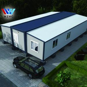 China cheap 40 ft expandable container house for sale on sale