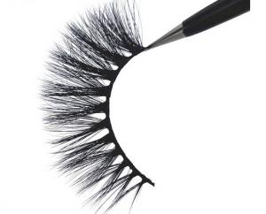 China Reusable wholesale Hollywood's party 3D Silk Eyelashes strips on sale