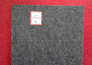 China Professional Industrial Felt Fabric Anti - Static 5mm Thickness With Sheet on sale