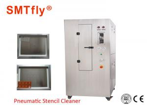 China 41L Pneumatic Ultrasonic Stencil Cleaner Machine With Filtration System SMTfly-750 on sale