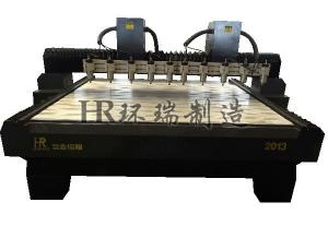 China Reliable Automated Wood Carving Machine , CNC Router Engraver Milling Machine on sale