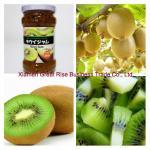 Atasco dulce del kiwi
