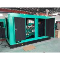 China 5% discount Original factory 800kw  Cummins  soundproof  diesel generator set low price  Cummins  genset on sale