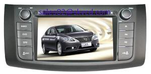 China Car DVD Player, GPS navigation, Bluetooth ISDB-T dvbt, Radio for  NISSAN SLYPHY on sale