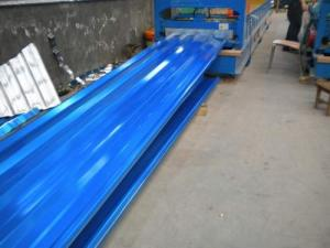 China Aluminum Corrugated Panels, Pressure Template With Fire Protection GB6891-86 on sale