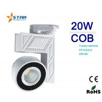 24DEG 20 Watt COB Led Track Light 90Lm/W Cool White For Commercial lighting