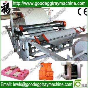 China Cushion mattress EPE Foam Sheet to Sheet Machine on sale