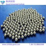 A qualidade superior lustrou as bolas do carboneto de tungstênio que moem a bola para o rolamento e a trituração de esferas