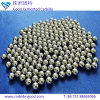 Top quality polished tungsten carbide balls grinding ball for ball bearing and milling