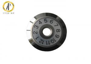 China Handheld Fiber Laser Tungsten Carbide Blade 1716 Fiber Cleaver Blade 0.5° Angle on sale