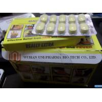 Paracetamol And Diclofenac Sodium Tablets 50mg , Really Extra Small Yellow Oval Shaped Pill