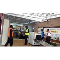 Airport Luggage Xray Cargo Inspection System For People Security