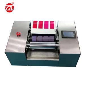China Full Automatic Four - color Ink Proofing Machine , Color Display Instrument on sale