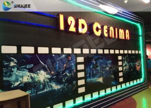 China Amusement Park Motion Cinema Roller Coaster Simulator Mini 5d Film Game Machine on sale