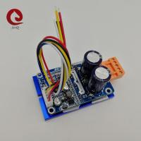 China 3 phase No-hall brushless dc motor driver board V8.5E, No- Inductive motor controller with heatsink and connector wires on sale