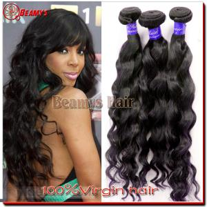 China 2015 hot selling top quality 100% virgin brazilian hair extension on sale