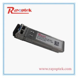 China SFP+ 1310nm Dual LC 10G SFP+ LR Optic Module on sale