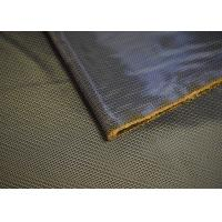 Polyester Cationic Dobby Weave Fabric For Suit Covers Customize Color