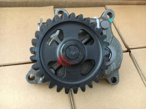 China 4HK1 Diesel Engine Oil Pump 8-98017585-1 For Hitachi Diesel Engine Excavator Parts on sale