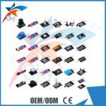 Kit de démarreur de carte pour Arduino, 37 dans 1 kit compatible de module de sonde d'Arduino