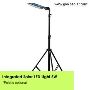 China Solar Light All-in-One 5W | Multi-functions China on sale