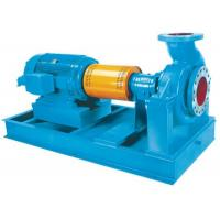 Liquid Transited  Paper Pulp Pump With Ductile Iron Material / 2Cr-13 Shaft