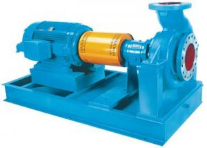 China Liquid Transited  Paper Pulp Pump With Ductile Iron Material / 2Cr-13 Shaft on sale