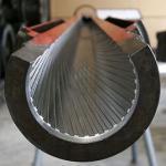 La catégorie en acier sans couture du tube 41CR4 41CR S45C 45# de mitrailleuse de tube intérieurement a nervuré des tubes