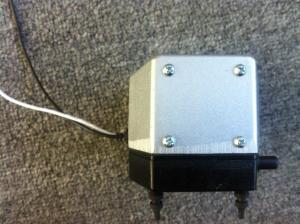 China Piston Micro Air Pump high frequency For Gas Monitor , portable air pump on sale