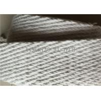 China Isolation thermique résistante à la chaleur de bande anticorrosion de fibre en céramique on sale