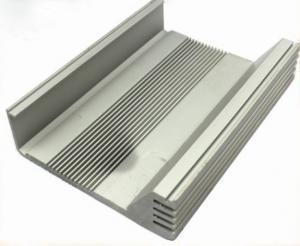 China High - Tech Aluminum Heatsink Extrusion Profiles For Heating / Melting Furnace supplier