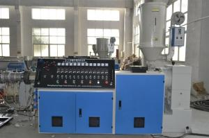China High Capacity CPVC Pipe Making MachineLine Fully Automatic Control on sale