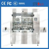 Fully Automatic Paste Filling Machine For Cleanser Detergent Oil