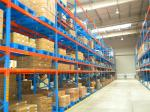 Q235 Steel Heavy Duty Pallet Racks Durable For Industrial Warehouse System