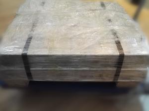 China AlSb AlSb10 Aluminium Antimony Master Alloy With Wire Cut Rod Waffle Ingot Button Form on sale