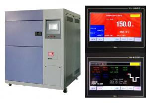 Quality Rapid Rate High / Low Temperature Test Chamber Air / Water Cooling Type for sale