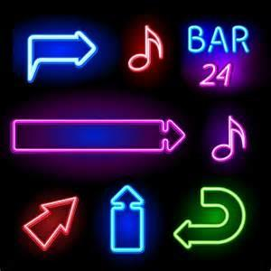 China 12V pretty neon led signs lighting for signage on sale
