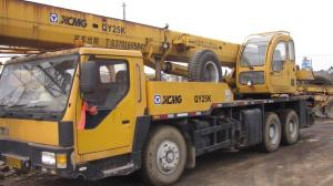China Used XCMG crane XCMG QY25K for sale on sale