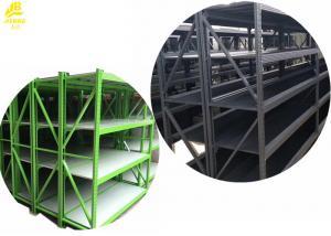 China Safety Medium Duty Warehouse Shelving , Longspan Boltless Storage Shelves on sale
