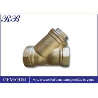 Copper Alloy Casting Customized Service Produced According To Customer