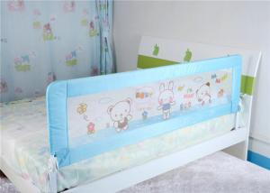 China Folding Hide Away Extra Long Bed Rail / Collapsible Mesh Side Rails For Bed on sale