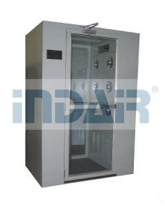 China Low Noise Cleanroom Air Shower , Customized Size Portable Air Shower Automatic Blowing on sale